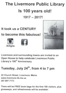 Livermore Public Library turns 100!